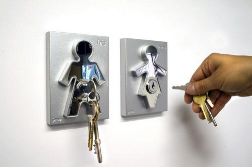Держатель для ключей своими руками