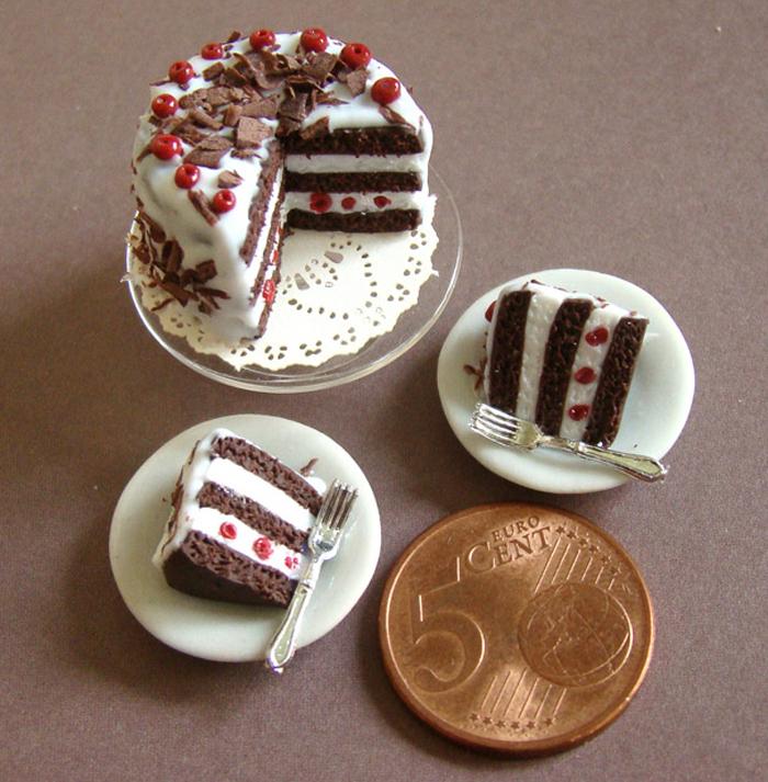 Как сделать торт и еды