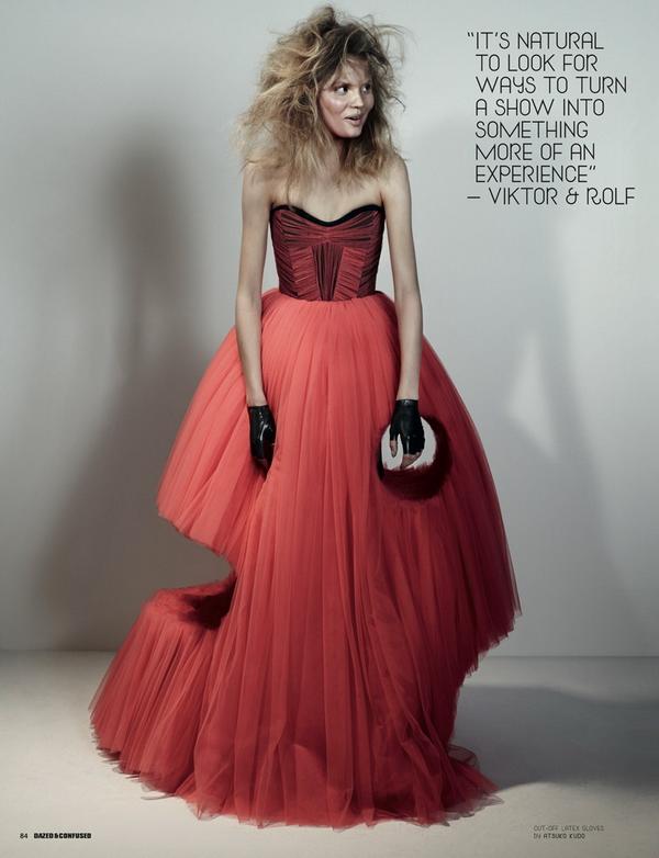 стильные вечерние платья (18