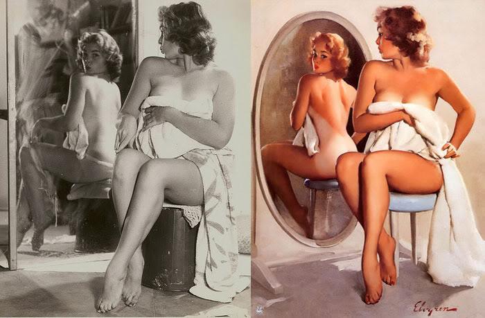 Американское порно в стиле 50 х