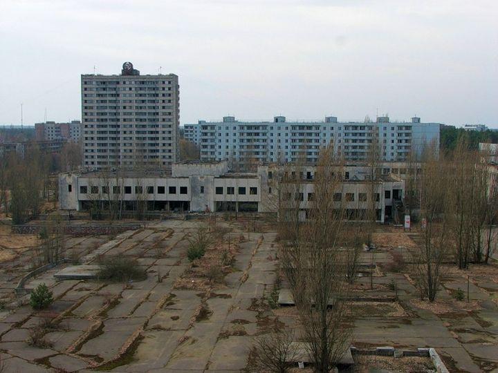 pulson0413 Чернобыль. Припять. Город-призрак… (48 фото)