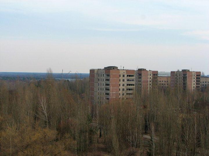 pulson0513 Чернобыль. Припять. Город-призрак… (48 фото)