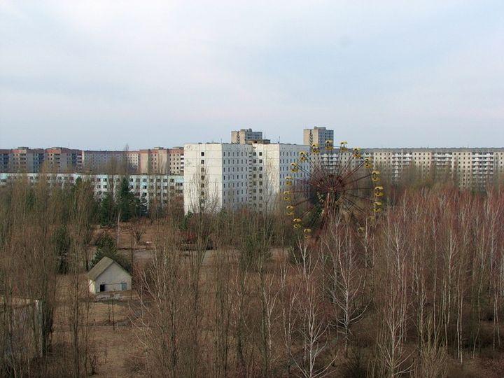 pulson0613 Чернобыль. Припять. Город-призрак… (48 фото)