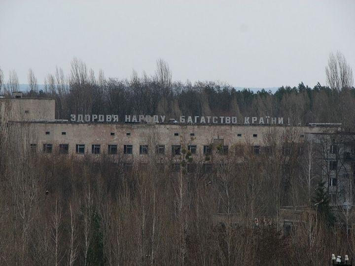 pulson0712 Чернобыль. Припять. Город-призрак… (48 фото)