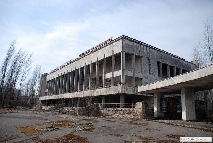 pulson0912 Чернобыль. Припять. Город-призрак… (48 фото)