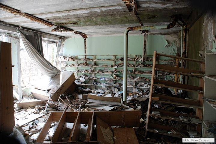 pulson1112 Чернобыль. Припять. Город-призрак… (48 фото)