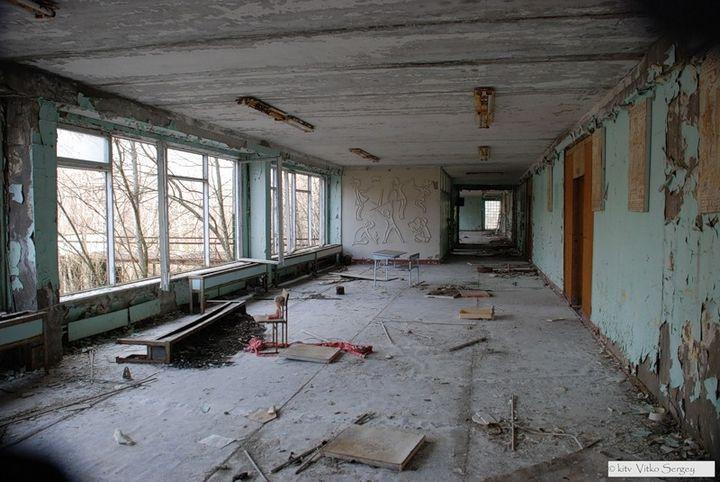 pulson1211 Чернобыль. Припять. Город-призрак… (48 фото)