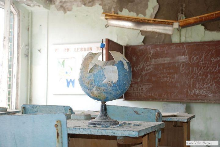 pulson177 Чернобыль. Припять. Город-призрак… (48 фото)