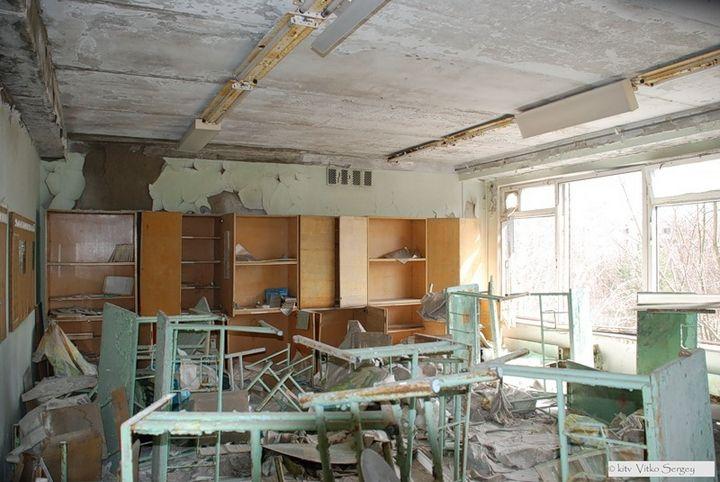 pulson187 Чернобыль. Припять. Город-призрак… (48 фото)