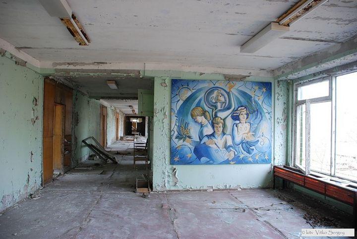 pulson206 Чернобыль. Припять. Город-призрак… (48 фото)