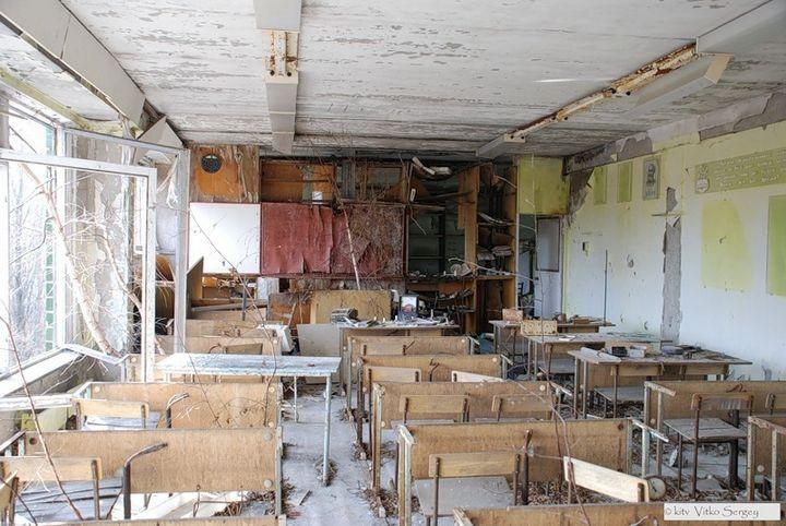 pulson236 Чернобыль. Припять. Город-призрак… (48 фото)