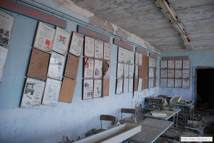 pulson245 Чернобыль. Припять. Город-призрак… (48 фото)