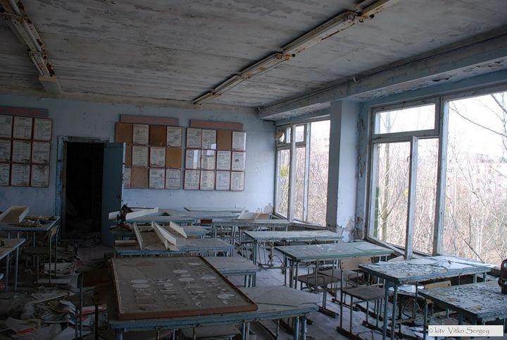 pulson254 Чернобыль. Припять. Город-призрак… (48 фото)