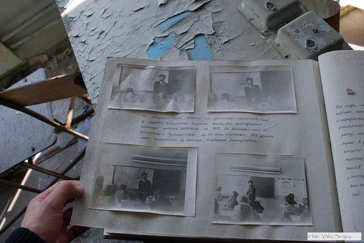 pulson263 Чернобыль. Припять. Город-призрак… (48 фото)