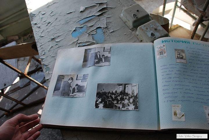 pulson282 Чернобыль. Припять. Город-призрак… (48 фото)