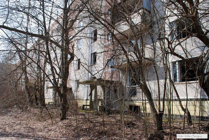 pulson311 Чернобыль. Припять. Город-призрак… (48 фото)