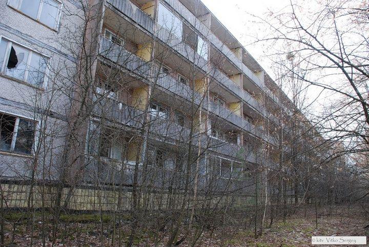 pulson321 Чернобыль. Припять. Город-призрак… (48 фото)