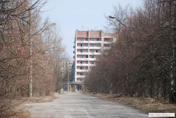 pulson341 Чернобыль. Припять. Город-призрак… (48 фото)