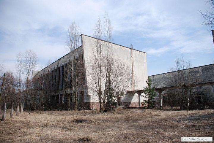 pulson41 Чернобыль. Припять. Город-призрак… (48 фото)