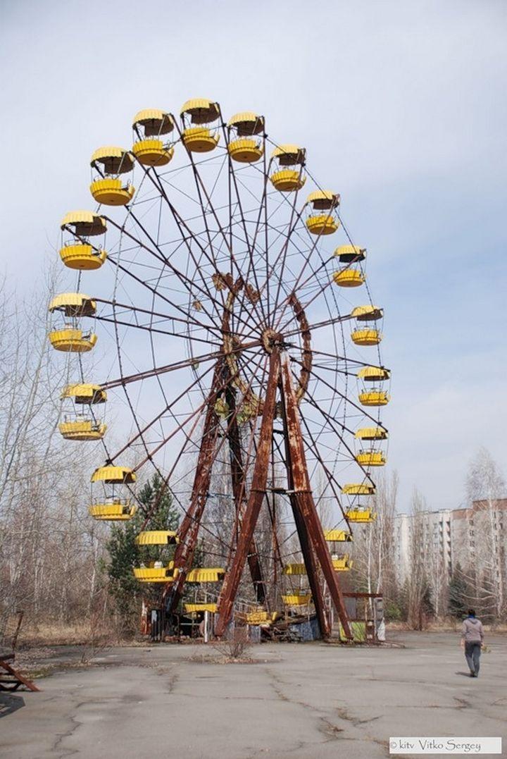 pulson42 Чернобыль. Припять. Город-призрак… (48 фото)