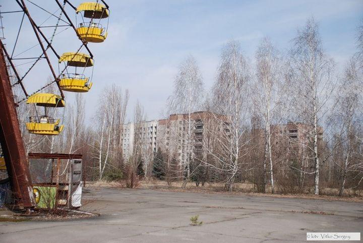 pulson44 Чернобыль. Припять. Город-призрак… (48 фото)