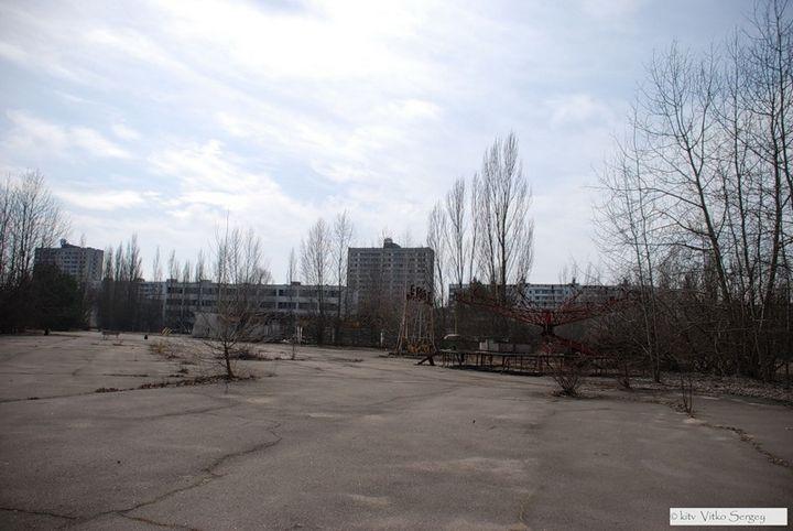 pulson45 Чернобыль. Припять. Город-призрак… (48 фото)