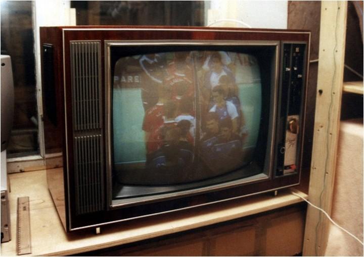 Телевизоры из СССР.