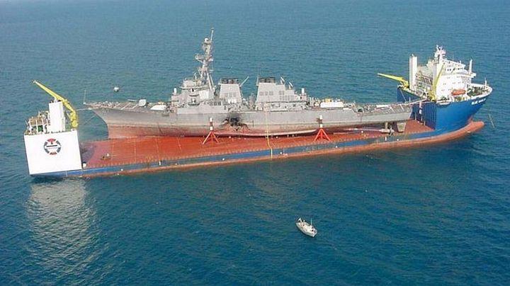 Уникальный грузовой корабль blue marlin… 7