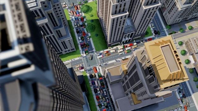 Город SimCity
