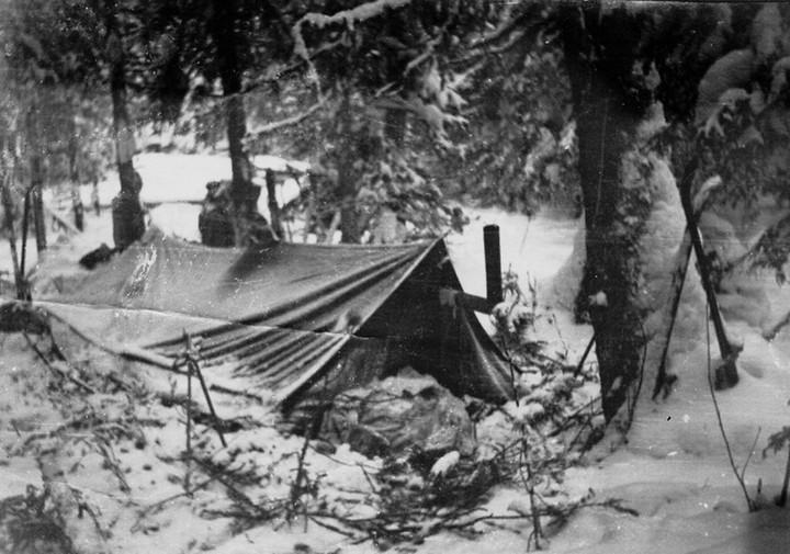 фото дятловцев после смерти