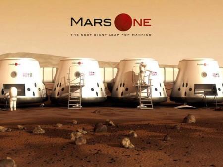 Жизнь на Марсе или билет в один конец