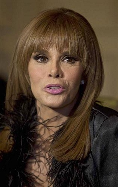 Лусия Мендез, Ракель