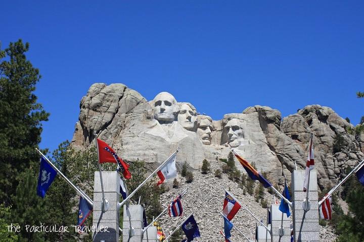 Как строили национальный мемориал гора Рашмор (25)