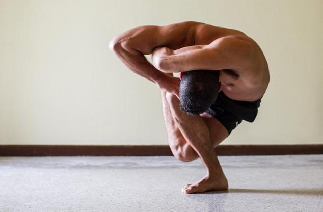 невероятные позы гимнасток фото