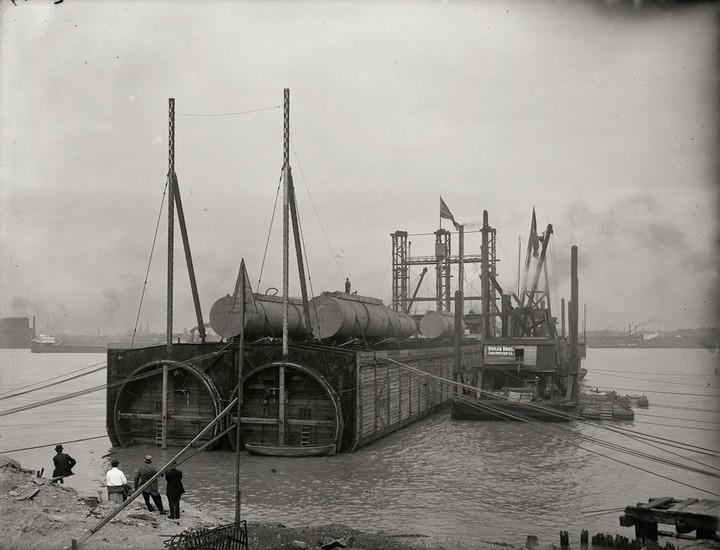 Ретро фотографии Нью-Йорка начала 20 века (39)