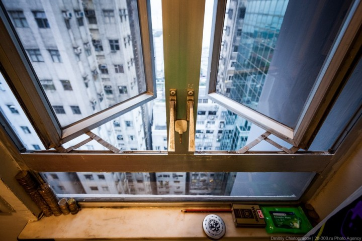 Коммуналки в Гонконге, как живут в Гонконге, маленькие квартиры (1)