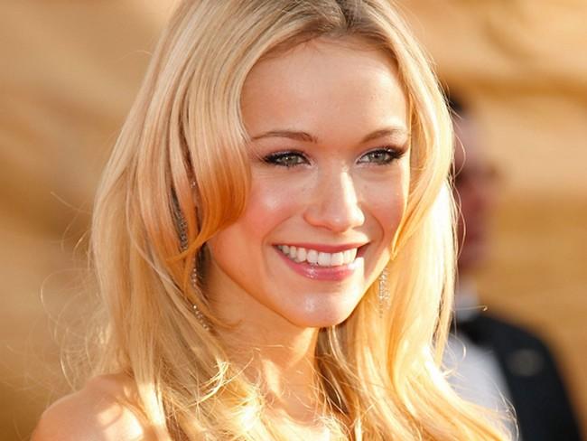 красивые блондинки длинноволосые девушки фото
