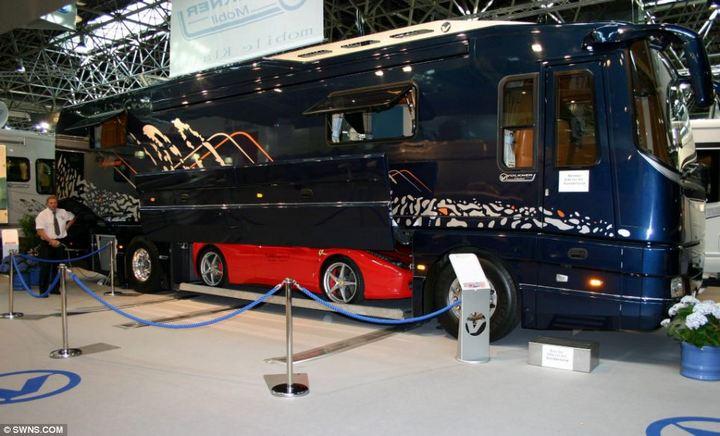Volkner Mobil Performance — самый дорогой и роскошный дом на колесах, красивый автобус (2)