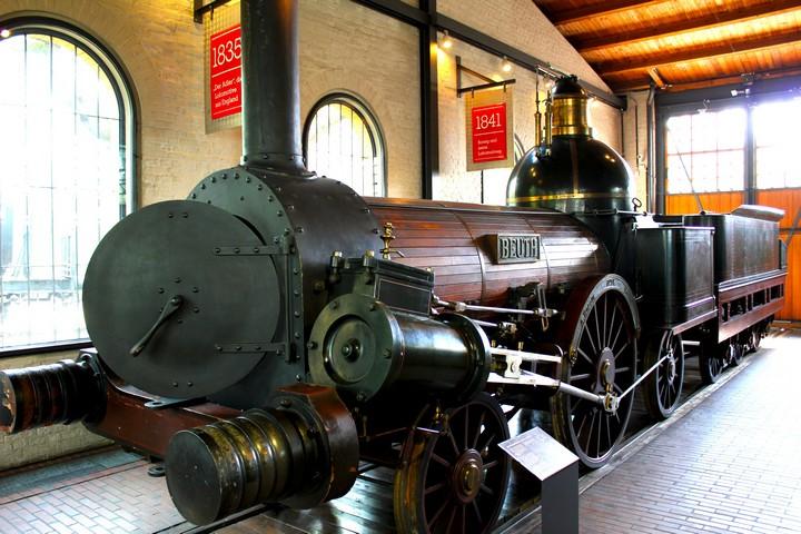 Музей старой техники в Берлине, Технический музей (3)