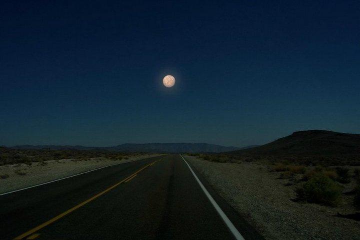Как бы выглядели дрегие планеты оказавшись на месте Луны (3)