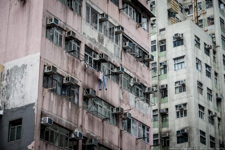 Коммуналки в Гонконге, как живут в Гонконге, маленькие квартиры (3)