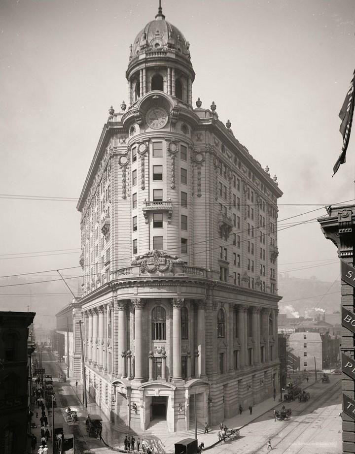 Ретро фотографии Нью-Йорка начала 20 века (36)
