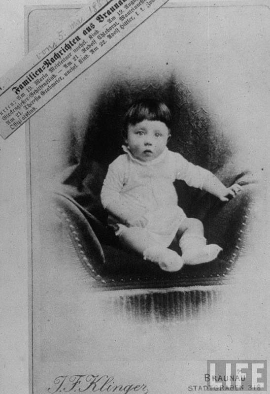 Адольф Гитлер. Жизненный путь в фотографиях (4)