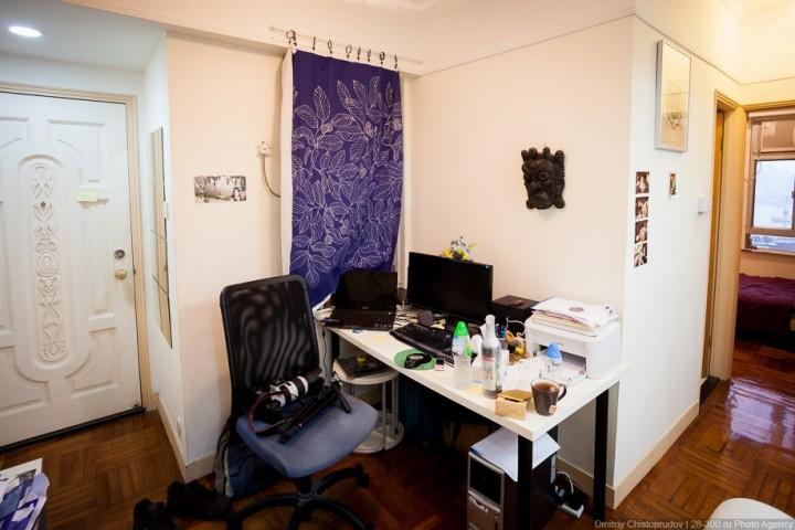 Коммуналки в Гонконге, как живут в Гонконге, маленькие квартиры (5)