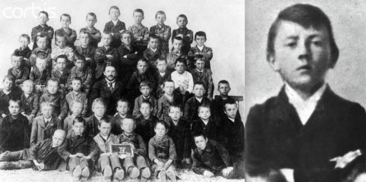 Адольф Гитлер. Жизненный путь в фотографиях (6)