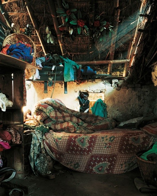 Где спят дети из разных стран, спальни детей (8)