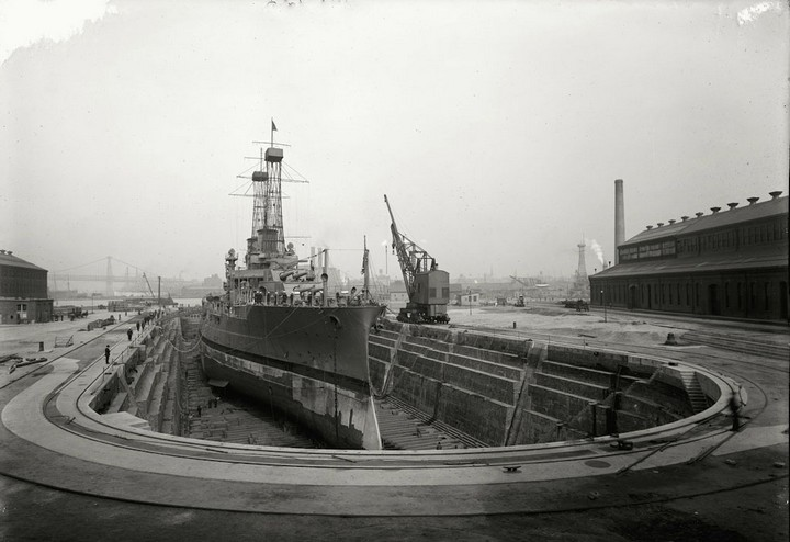 Ретро фотографии Нью-Йорка начала 20 века (33)
