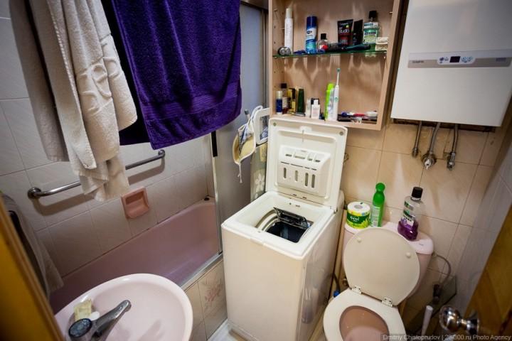 Коммуналки в Гонконге, как живут в Гонконге, маленькие квартиры (7)