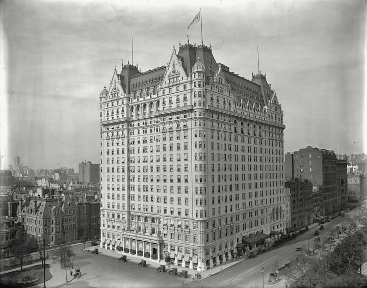 Ретро фотографии Нью-Йорка начала 20 века (32)