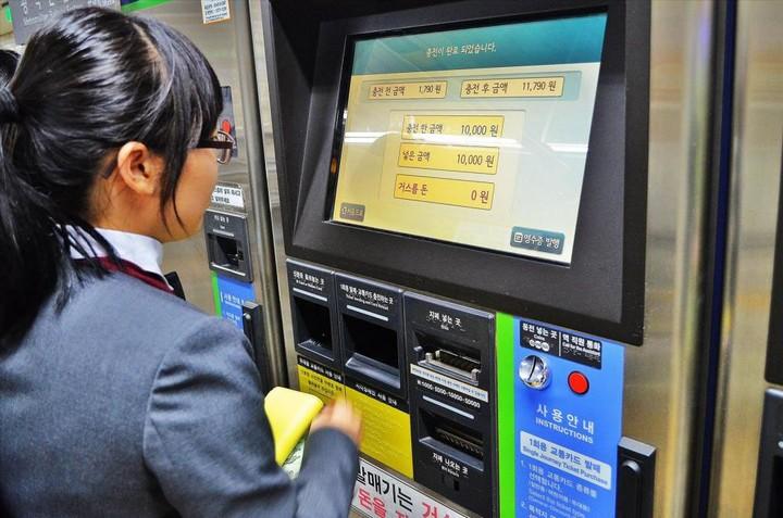 Как выглядит метро в Южной Корее (8)